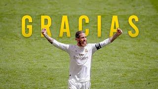 Thank you Sergio Ramos - Goodbye Captain | 2005-2021
