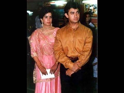 Rare and Unseen Images of Bollywood Actor Aamir Khan