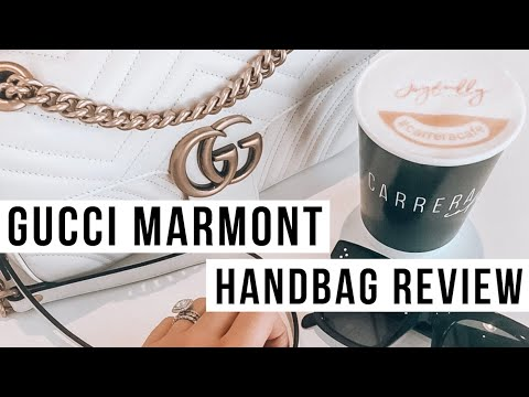 GUCCI MARMONT HANDBAG REVIEW