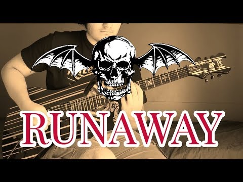 Avenged Sevenfold - Runaway (Guitar Cover)