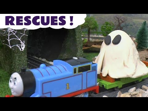 Thomas & Friends toy rescues  - Toy train stories for kids and children TT4U