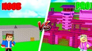 Minecraft NOOB VS PRO : MOST SECURE BABY PRISON in Minecraft!