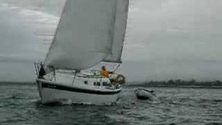 Sailing Cal 29 Everett Washington Puget Sound