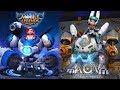 Mobile Legends VS Arena of Valor Best Skin Both Games