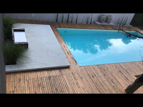 🏊 Building Vinyl Liner Swimming Pool | DIY