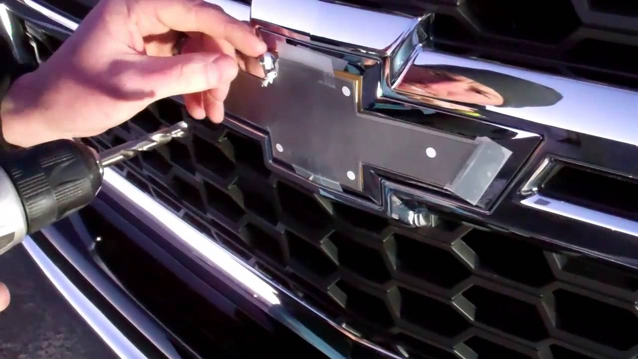 Chevy Silverado Billet Emblem Replacement - AutoExtras.com ...
