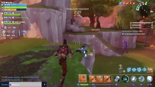 FORTNITE, SAUVER THE WORLD: QUETE CONCERT FOR CARCASSES / IN THE TEMPETE