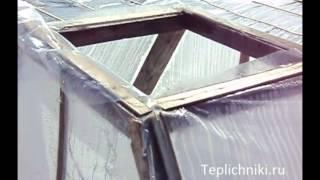 Вентиляционные  устройства в теплицах(Больше видео на http://teplichniki.ru/ Подписывайтесь на наш канал - http://www.youtube.com/user/teplichniki., 2013-03-24T19:00:36.000Z)