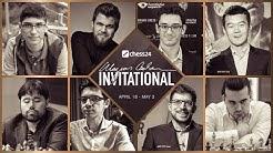 Carlsen vs. Nakamura | Firouzja vs. Ding Liren | Magnus Carlsen Invitational | Tag 1