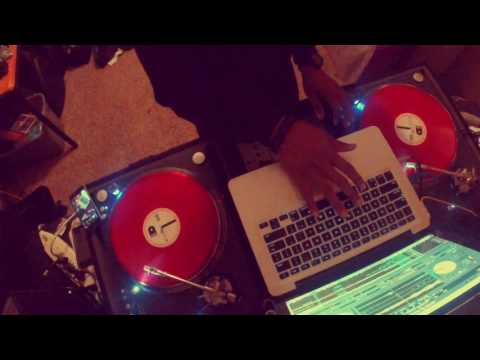 DJ Smoove K Live  Hip Hop Freestyle Mix (Serato Scratch