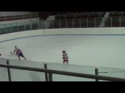 WNS v Boston Jr. Dogs (R) #10 Sal Henault scores 9_18_16