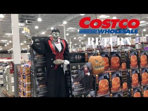 COSTCO RETURN