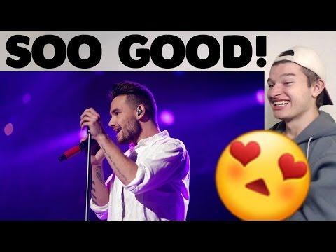 Liam Payne's Best Vocals Reaction!