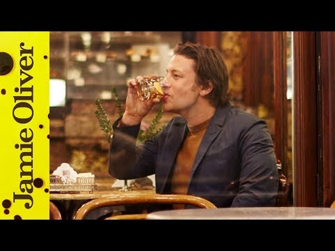 Jamie, Cocktails & Smoked Octopus | Jamie Cooks Italy | Behind the Scenes