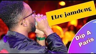 Prestation de Elzo Jamdong au concert de Dip à Paris