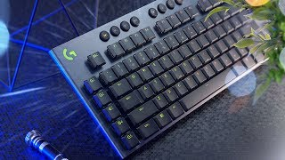 Woah...Logitech G915 Lightspeed Keyboard Review!