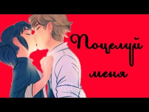 Леди Баг и Супер Кот//Поцелуй меня...(чит.опис)