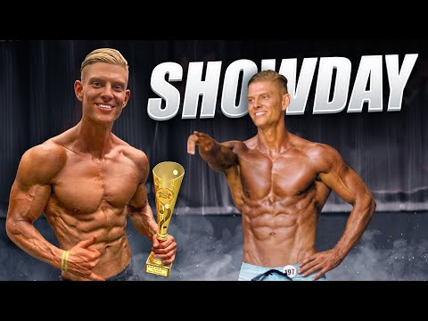 My First Show After 10 Years Of Natural Bodybuilding