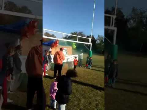 Southeast United football homecoming 6U part 2