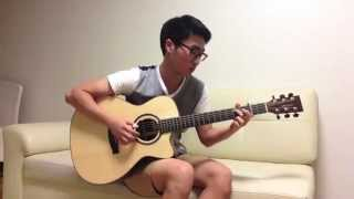 Download (Maroon 5) Maps - Steve Lee [Fingerstyle Cover] Mp3