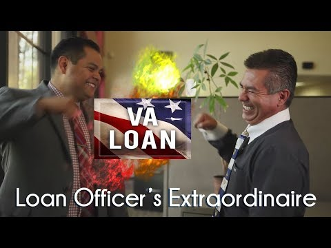 VA Loan with the best rate .