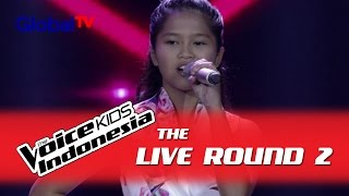 """Morie """"Send My Love"""" I The Live Rounds I The Voice Kids Indonesia GlobalTV 2016"""