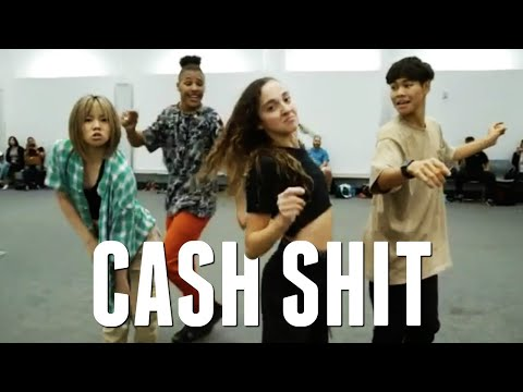 Kaycee & Sean & Amari & Bailey - Cash Shit - Megan Thee Stallion Ft.DaBaby - Dexter Carr