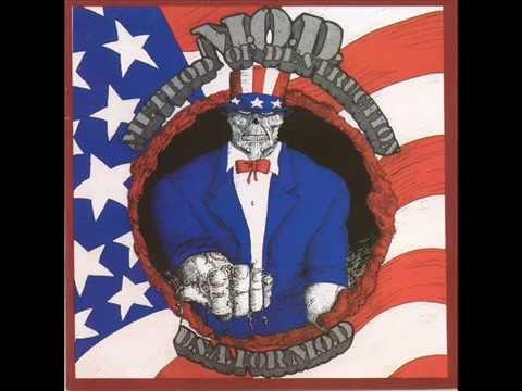 Download M.O.D. - Spandex Enormity (Original-HQ)