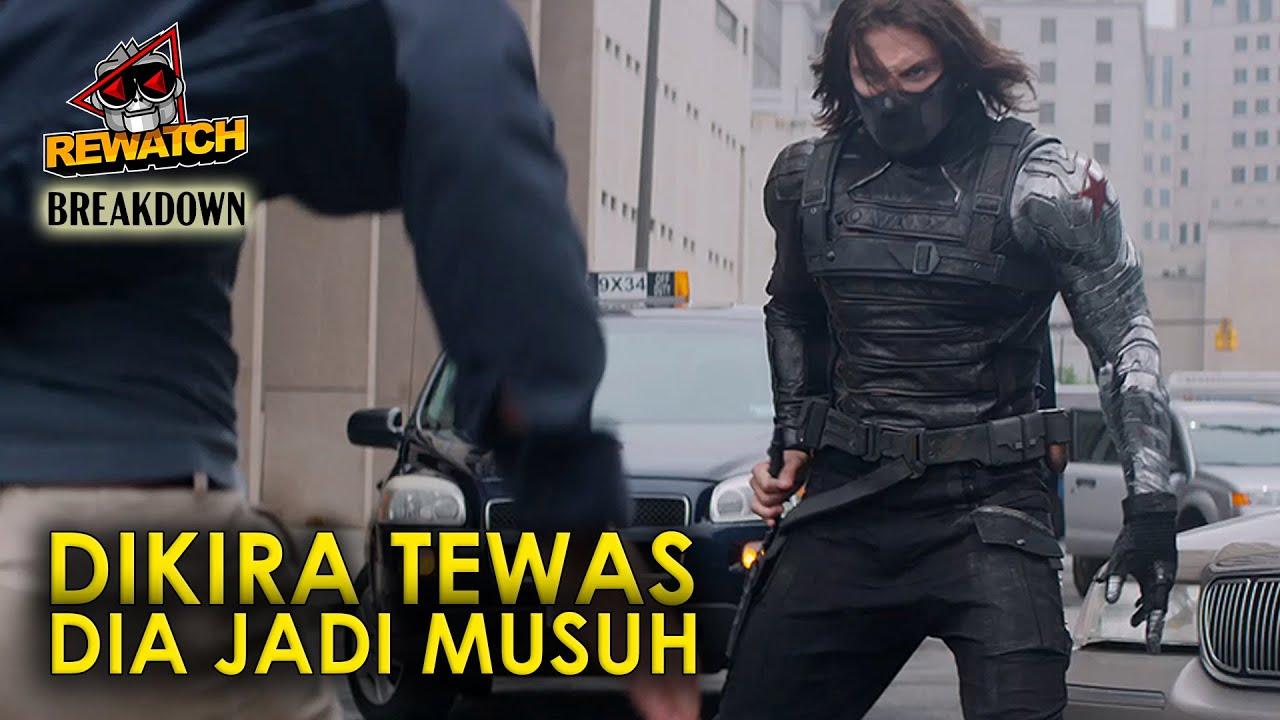 Download MUSUH TERKUAT YANG SANGAT TIDAK INGIN DIA HADAPI | CAPTAIN AMERICA THE WINTER SOLDIER REWATCH-105