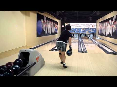 2011 Team Canada - Ladies Bowling at Training Camp