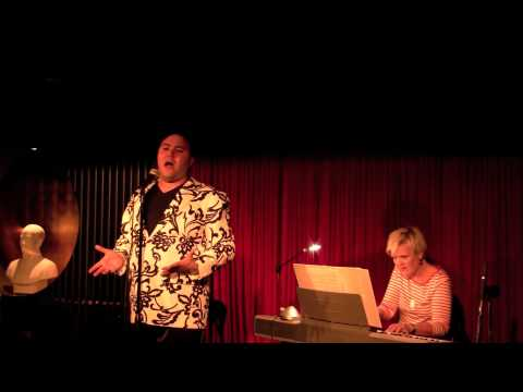 Trevor Ashley @ Showqueen - The Trolley Song