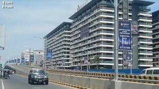 Phnom Penh Skyline 2019-View Building Construction Skyscrapers In Phnom Penh City