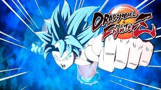 Dragon Ball FighterZ - Ultra Instinct Goku Launch Trailer