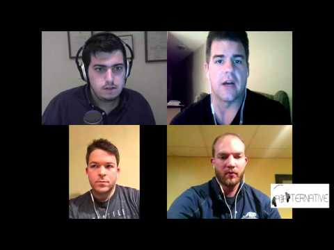 Popternative Ep 20 Nate Rauschenberg (Seattle Mariners) Scott Macarthur (TSN) Jason Brower