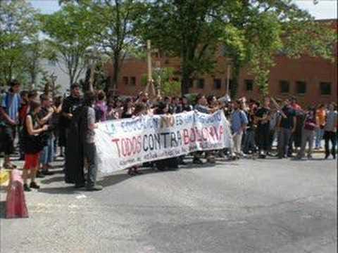 NO A BOLONIA (Universidad Autónoma de Madrid)