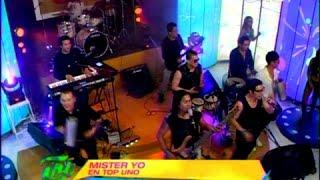 MISTER YO - Concierto Top Uno (parte 2) - WWW.VIENDOESLACOSA.COM - Cumbia 2015
