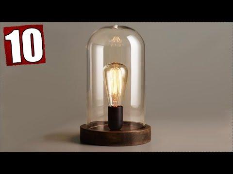 10 КРУТЫХ НАСТОЛЬНЫХ ЛАМП С АЛИЭКСПРЕСС   Настольный светильник с Aliexpress