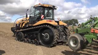 TraktorTV Folge 44 - Eine Challenger auf Jungfernfahrt