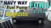 Fuse Box Location And Diagrams Ford E Series 2009 2012 Youtube