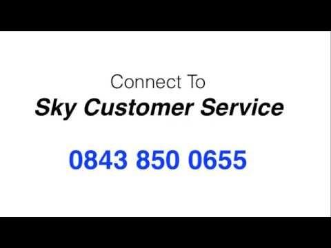 Sky Service Hotline Nummer