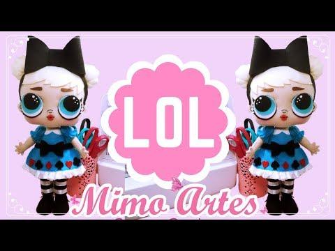 Video aula Boneca LOL Surprise Curious QT - Gratuito