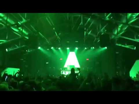 Armin Van Buuren at New City Gas Montreal 2017 rave trance music part 5