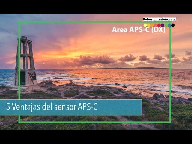 5 Ventajas de las Cámaras con sensor APS-C