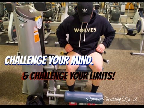 Challenge Your MIND & LIMITS