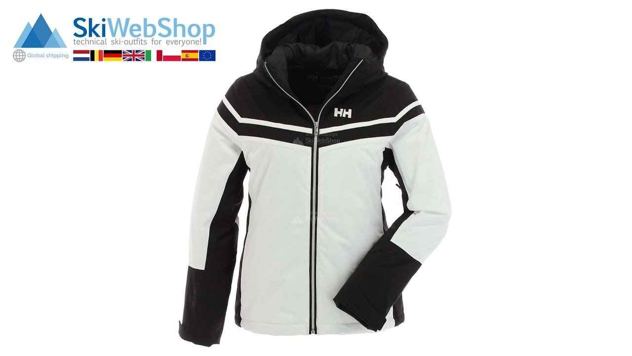 daa7fe502d Helly Hansen W Belle 2.0 black