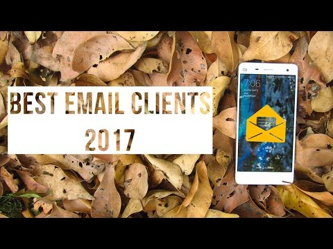 Top 5 Best Email Clients - 2017 Ft. VMSULTHAN