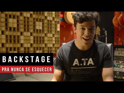 Backstage  Pra nunca se esquecer - Gabriel Nandes