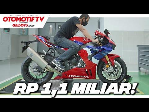 Tembus Rp 1,1 Miliar Apa Istimewanya? Honda CBR1000RR-R Fireblade SP 2020 l Otomotif TV