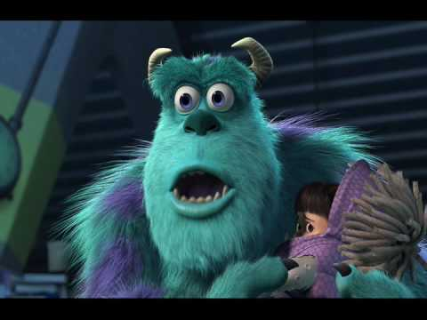Monsters Inc Sulley Knows That Randall S In Boo S Room Youtube