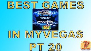 Best Game In MyVegas Slots - Lucky Mei